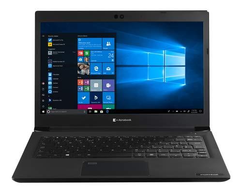 Toshiba Portégé A30-E-189 - Portátil de 13.3' (Intel Core i7-8550U, RAM 8 GB, SSD de 256 GB, Intel UHD 620, Windows 10 Pro 64 bits) Negro magnesio - Teclado QWERTY Español