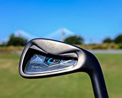 ELIMINATES SLICES ✔️ The No.1 fault in golf caused by over the top out to in swing path. Over the top swings are caused by poor transition & sequencing IMPROVES TRANSITION ✔️ Flexible shaft develops a smoother transition which prevents casting and ov...