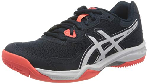 Asics Gel-Padel Pro 4, Indoor Court Shoe Mujer, French Blue/White, 39 EU