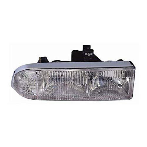02 chevy s10 headlight assembly - 3