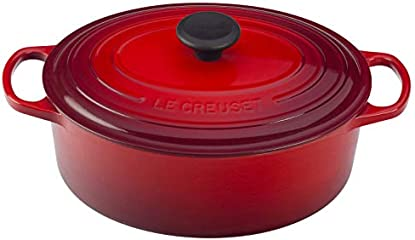 38% off Le Creuset 3.5Qt Oval Dutch Oven