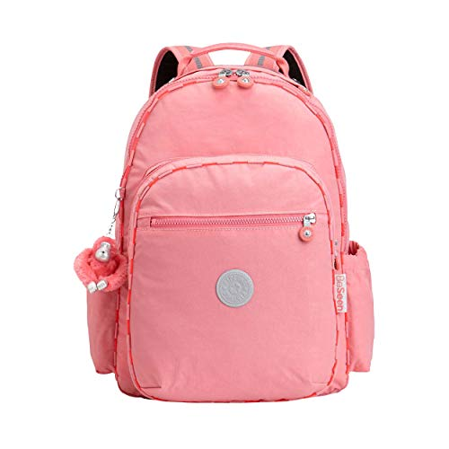 Kipling Mochila Seoul Go Best Rosa Pink F Light