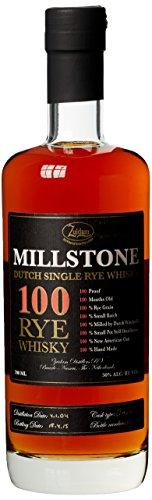 Zuidam Millstone 100 Rye Whiskey (1 x 0.7 l)