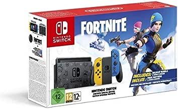 Switch - Wildcat Bundle Fortnite Edition w/ adaptor Fortnite - Special Edition