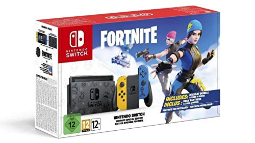 Switch - Wildcat Bundle Fortnite Edition w/ adaptor Fortnite - Special Edition