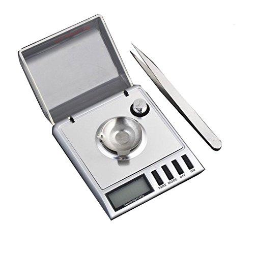 Tutoy 20g precisiemeting digitale milligram weegschaal gewicht