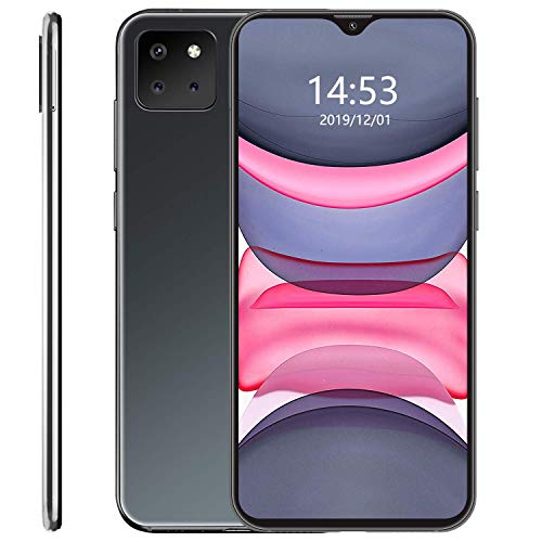 CUBOT X20 Pro 128GB Smartphone with 6.3-inch FHD + Dewdrop, 6GB RAM, Triple Rear Camera (12.0MP + 20.0MP + 8.0MP), Android 9.0 Pie, 4000mAh Battery, 4G Dual SIM Card, SiM Free Phone (Black)