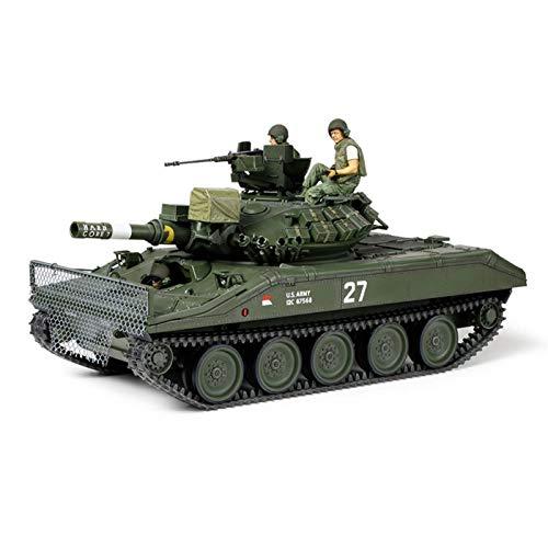 TAMIYA 35365 - 1:35 US M551 Sheridan Vietnam, Modellbau, Plastik Bausatz, Hobby, Basteln, Kleben, Modellbausatz, Modell, Zusammenbauen