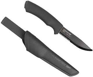モーラ・ナイフ Mora knife Bushcraft Black SRT