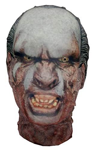 Uruk-Hai Lurtz Orc - Disfraz de Señor de los Anillos - Máscara de cabeza completa para Halloween