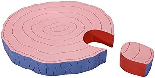 Gyatoruzu Himmelblau der Brust von geschnittenem Fleisch (blau)