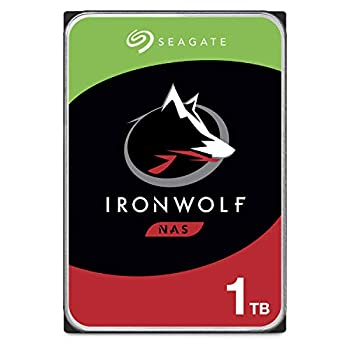 Seagate IronWolf 1TB NAS Internal Hard Drive HDD – CMR 3.5 Inch SATA 6Gb/s 5900 RPM 64MB Cache for RAID Network Attached Storage – Frustration Free Packaging  ST1000VN002  Model ST1000VNZ02/VN002