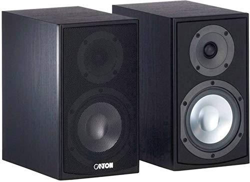 Canton GLE 420.2 Lautsprecher 70 Watt, schwarz
