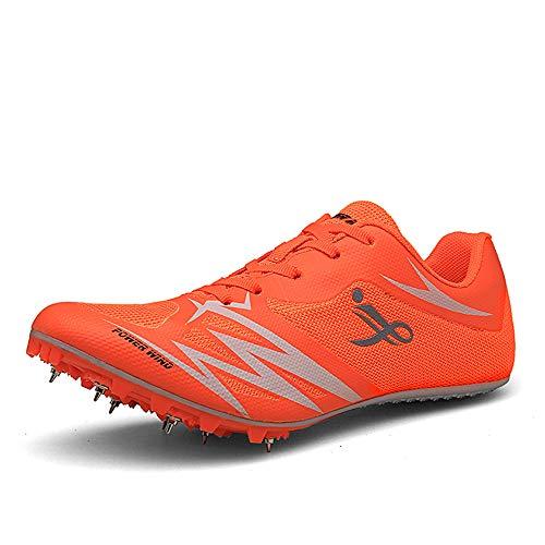 YXZNB Zapatos del Punto Hombres Mujeres, Niños Niñas Atletismo Calzado Transpirable Y...