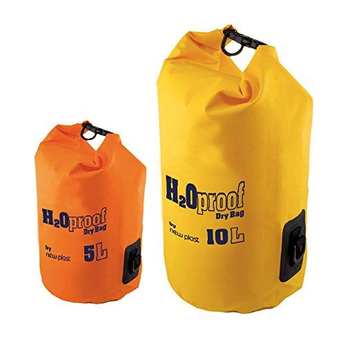 New Plast 2055 Sacche Impermeabili, Capacita di 5...