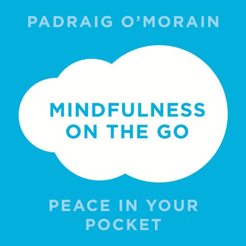 Mindfulness on the Go audiobook cover art