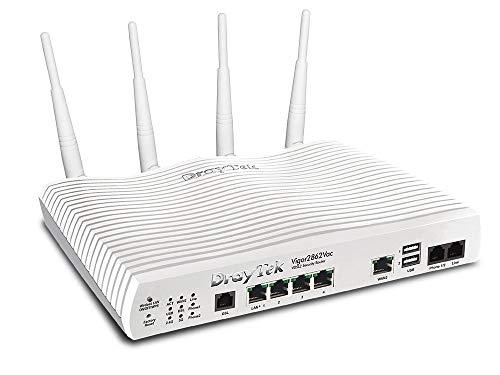 Dray Tek Vigor 2862VAC Annex-B router wit