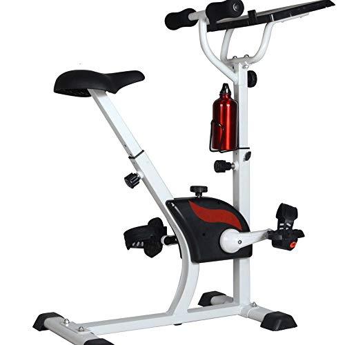 UNKB Riabilitazione Formazione Macchine Attrezzature for Il Fitness di Mezza età e Anziani Mani e Piedi Sport Locomotiva dinamica Biciclette Cyclette, Indoor Cycles Aerobica Allenamento Fitness