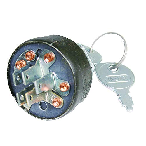 Stens 430-136 Starter Switch Replaces Snapper 7026343 Robin X66-00004-10 Snapper 2-6343 Simplicity 1686637 1686637SM