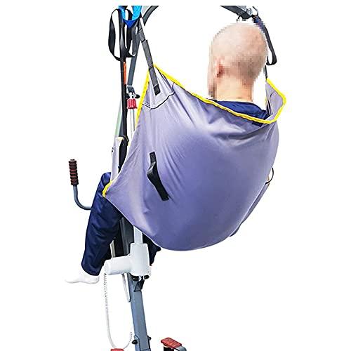 41U wQq84RS. SL500  - LHZHG Arnés para traslados, Cinturón de Transferencia - Grúa de Paciente - Paciente Cinturón De Transferencia para Bariátrico, Enfermería, Anciano, Discapacitado, Cuerpo Completo Y Postrado En Cama