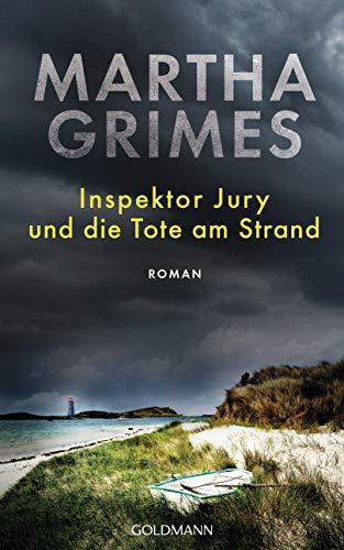 Inspektor Jury und die Tote am Strand: Ein Inspektor-Jury-Roman 25 (Die Inspektor-Jury-Romane, Band 25)