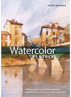 Watercolor Tips & Tricks (Hardback) - Common