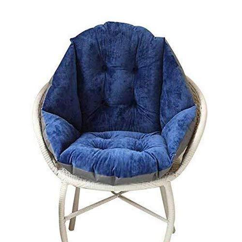 JINTN Seat Cushion Fashion Chair Nest Seat Cushion Indoor Outdoor Chair Pad Tufted Sitting Cushion Pillows Garden Sofa Armchair Wheelchair Back Chair Cushion Cover Bedroom Nursery Decor Seat Pad