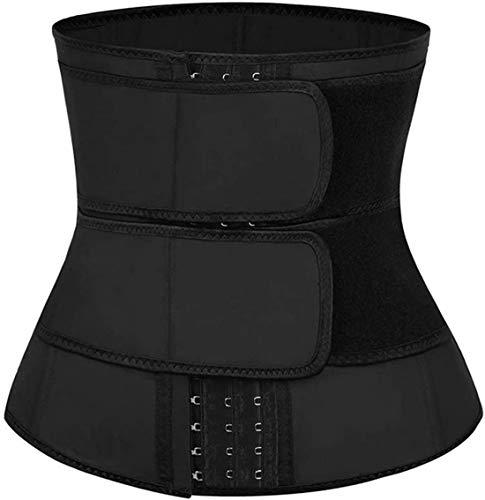 Fliegend Damen Korsett Shaperwear Unterbrust Bauchweg Taillenformer verstellbar Bauchkontrolle Korsage stark formend Oberteil Mieder Taillentrainer 3XL