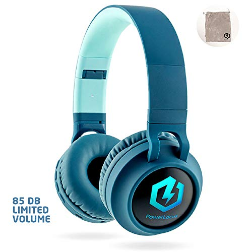 günstig Bluetooth-Kopfhörer für Kinder, PowerLocus-Kinderkopfhörer mit einer Lautstärkebegrenzung von bis zu 85 dB… Vergleich im Deutschland