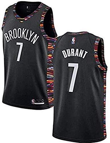 19-20 New NBA Brooklyn Nets #7 Kevin Durant Men\'s Basketball Jersey Swingman (S-XXL)