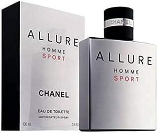 Chanel Allure Homme Sport For Men -Eau de Toilette, 100 ml-
