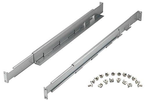Salicru Guías de Rack para SLC Advance RT2 ó SLC Twin RT2 (480 a 780 mm) - Accesorio de Rack (Rack Rail Kit, Aluminio, 60 kg, SLC Advance RT2 / SLC Twin RT2, 480 mm, 78 cm)