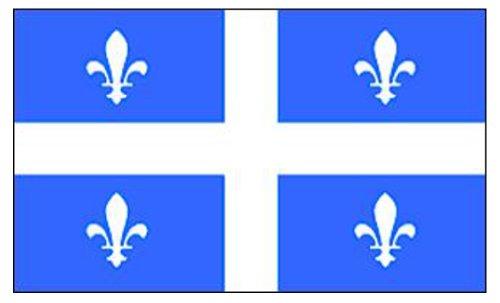 Quebec Flagge 5ft x 3ft
