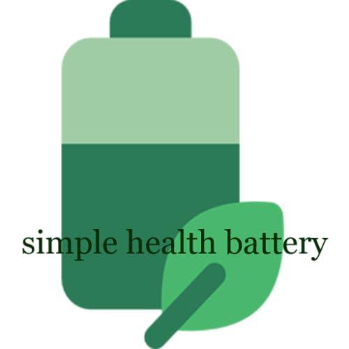 Einfache Gesundheit Batterie