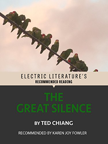 The Great Silence (Electric Literature's Recommended Reading) (English Edition)