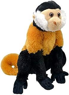 Wild Planet Tufted Capuchin Monkey Plush Toy - 4 Years & Above