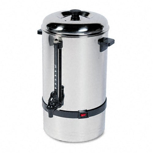 Classic Coffee Concepts SSU80 Stainless Steel Urn 80 Cup Permanent Filter Basket