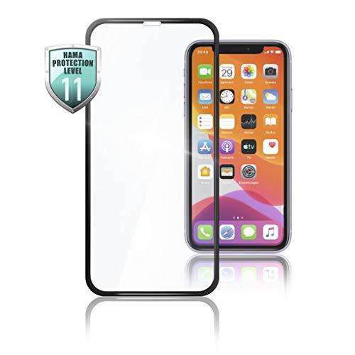 Hama 3D-Full-Screen Bildschirmschutzglas Passend für: Apple iPhone 12, Apple iPhone 12 Pro 1 St.