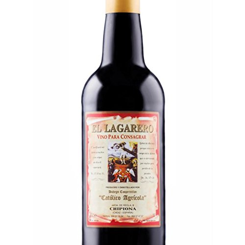 El Lagarero Vino Consagrar Cooperativa Católico Agrícola Chipiona Botella 70 cl