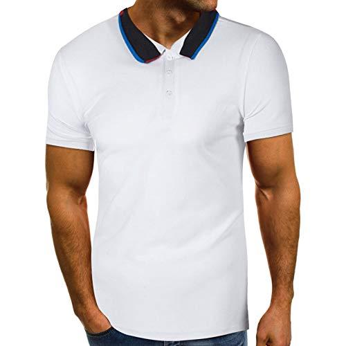 Poloshirt Polo Shirt Herren t Shirt...
