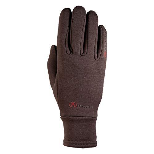 Roeckl Sports Handschuhe Kasa, Outdoor Multisport, PolartecPowerStretch, Grip