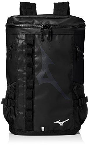 [ミズノ] ターポリンバックパック 約30L (現行モデル) 33JD8030 ブラック One Size