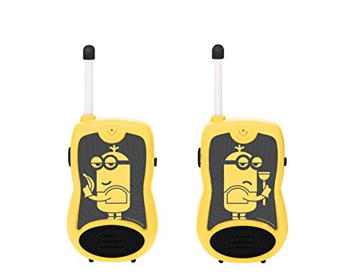 Lexibook - TW12DES - Jeu Electronique - Talkie-Walkie Minions