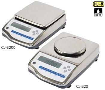 電子てんびん CJR-6200