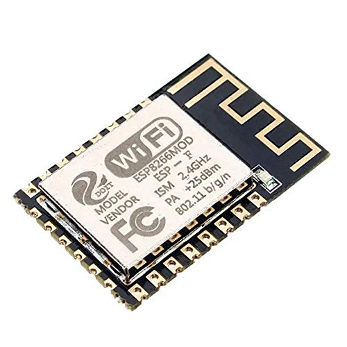 N\A ESP-F ESP8266 Remoto Puerto Serie WiFi IO Módulo 5 x Nodemcu Lua RC Autenticidad Compatible con ESP-12F