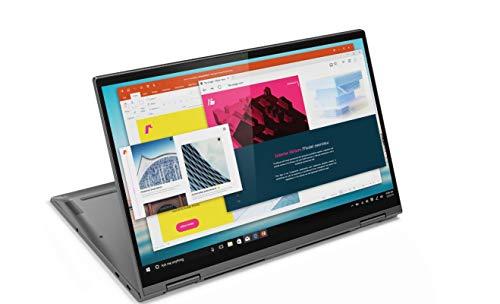 Lenovo Yoga C740 Notebook convertibile, Display 14' Full HD IPS Touch, Processore Intel Core i5-10210U,512GB SSD, 8GB RAM, Fingerprint, Lenovo Active Pen, Windows 10, Iron Grey