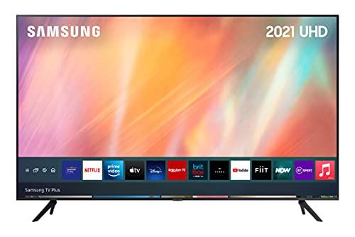 Samsung 50 inch AU7100 UHD 4K HDR Smart TV HDR (2021)