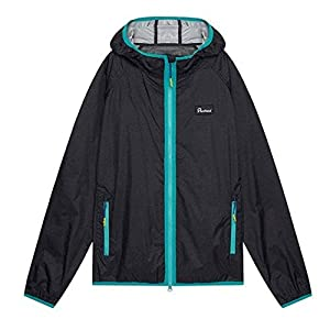 Penfield Black Lightweight Zip-Through Bonfield Jacket