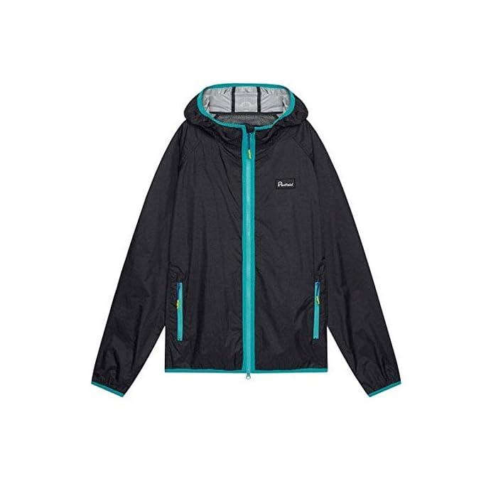 Penfield Black Lightweight Zip-Through Bonfield Jacket