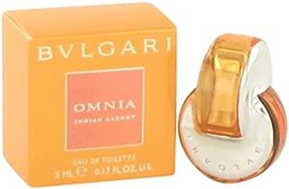 Bvlgari Omnia Indian Garnet Perfume By BVLGARI 0.17 oz Mini EDT FOR WOMEN